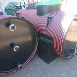 Резервуары для хранения дизельного топлива
