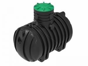 Емкость для канализации 4000л RODLEX-S4000