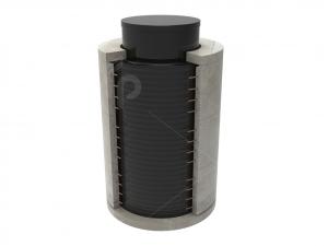 Вставка в бетонный колодец POLEX PLAST-PK