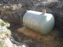 Емкость под канализацию из стеклопластика BIpTank