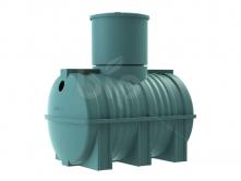 Емкость накопительная для канализации 1000л D 1000