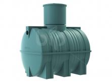 Емкость накопительная для канализации 2000л D 2000