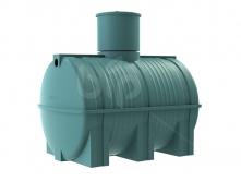 Емкость накопительная для канализации 3000л D 3000