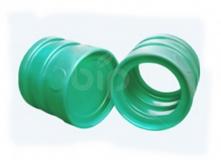 Секция пластикового канализационного колодца с дном 600 мм СКД3000