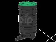 Дренажный колодец распределительный R2 высотой 1500 мм