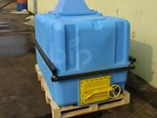 Емкость для перевозки живой рыбы КР2500