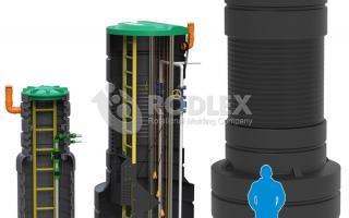 Комплектные КНС для ливневой, дождевой и промышленной канализации