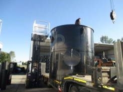 Резервуар для воды большого объема из полиэтилена