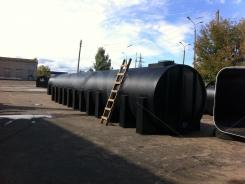 Подземный резервуар для воды 50 куб.м.