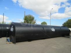 Полиэтиленовый резервуар пожарного типа BIP