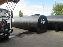 Пластиковый резервуар из полиэтилена для химии BIP
