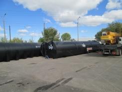 Резервуары для воды подземные полиэтиленовые