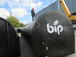 Полиэтиленовые резервуары для хранения противопожарного запаса воды BIP