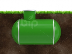Резервуары для дизельного топлива подземные