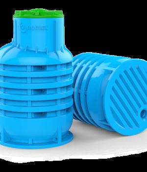 Кессоны для скважин пластиковые
