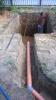 Подведение канализационной трубы