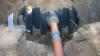 Подведение и герметизация труб