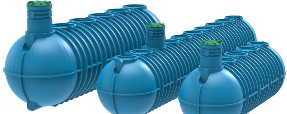 Резервуары для воды MT