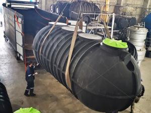 Подземный резервуар 30000 литров