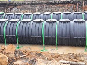 Подземный резервуар 25000 литров