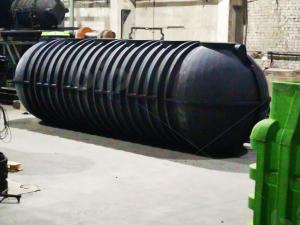 Пластиковый резервуар для воды MTV35 объемом 35000л. подземный