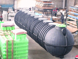 Подземный резервуар 50м3 - 50000 литров