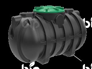 Емкость подземная пластиковая 2000 л.