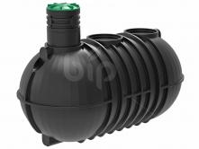 Емкость канализационная 15м3-15000л