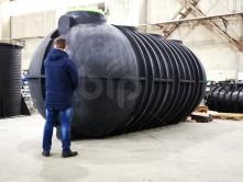 Пожарная емкость пластиковая Modul Tank20 (20м3) подземная