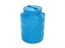 Емкость для воды пластиковая цилиндрическая V 100
