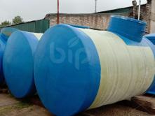 Пожарная емкость для воды BipTank EN-10 из стеклопластика