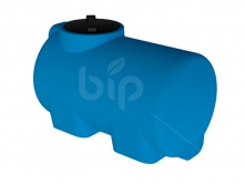 Емкость для воды горизонтальная H300 пластиковая