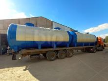 Емкость хранения запаса воды BipTank ST-EN-50N