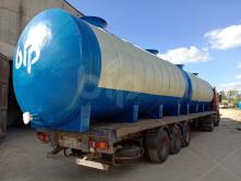 Резервуар для чистой воды 50000 - 50м3 из стеклопластика BipTank