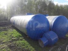 Резервуар для питьевой воды 30000 - 30м3 из стеклопластика BipTank