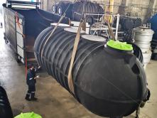 Пожарная емкость пластиковая Modul Tank30N(30м3) наземная