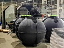 Пожарная емкость пластиковая Modul Tank35 (35м3) подземная