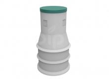 Пластиковый дренажный колодец КДН