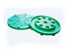 Крышка колодца пластиковая К3000