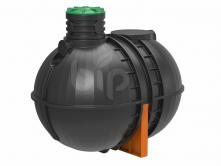 Резервуар для воды MTVN 10000 литров (10 кубов) наземный