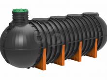 Резервуар для воды MTV20N 20000 литров, наземный
