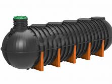 Резервуар для воды  30000 литров (30м3) пластиковый наземный