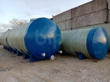 Емкость накопительная из стеклопластика ST EN-90N ( наземная)