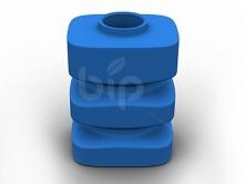 Емкость пластиковая, прямоугольная П500Д