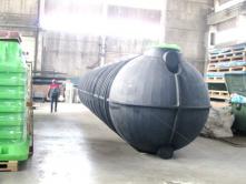 Пожарная емкость пластиковая Modul Tank40 (40м3) подземная