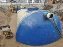 Резервуар для питьевой воды 40000 - 40м3 из стеклопластика BipTank