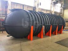 Резервуар для хранения воды MTV40N наземный пластиковый