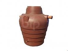 Емкость накопительная для канализации 1700 л С1700