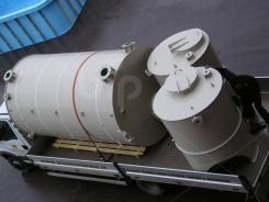 Цилиндрические резервуары наземного типа для питьевой воды