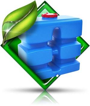 Емкости накопительные для воды, топлива, нефтепродуктов, химии и пищевых жидкостей